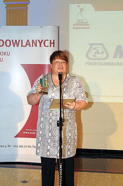 Marki dekarskie wśród najlepszych - ASM ogłasza wyniki rankingu Budowlana Marka Roku 2013
